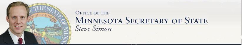 Secretary of State MN